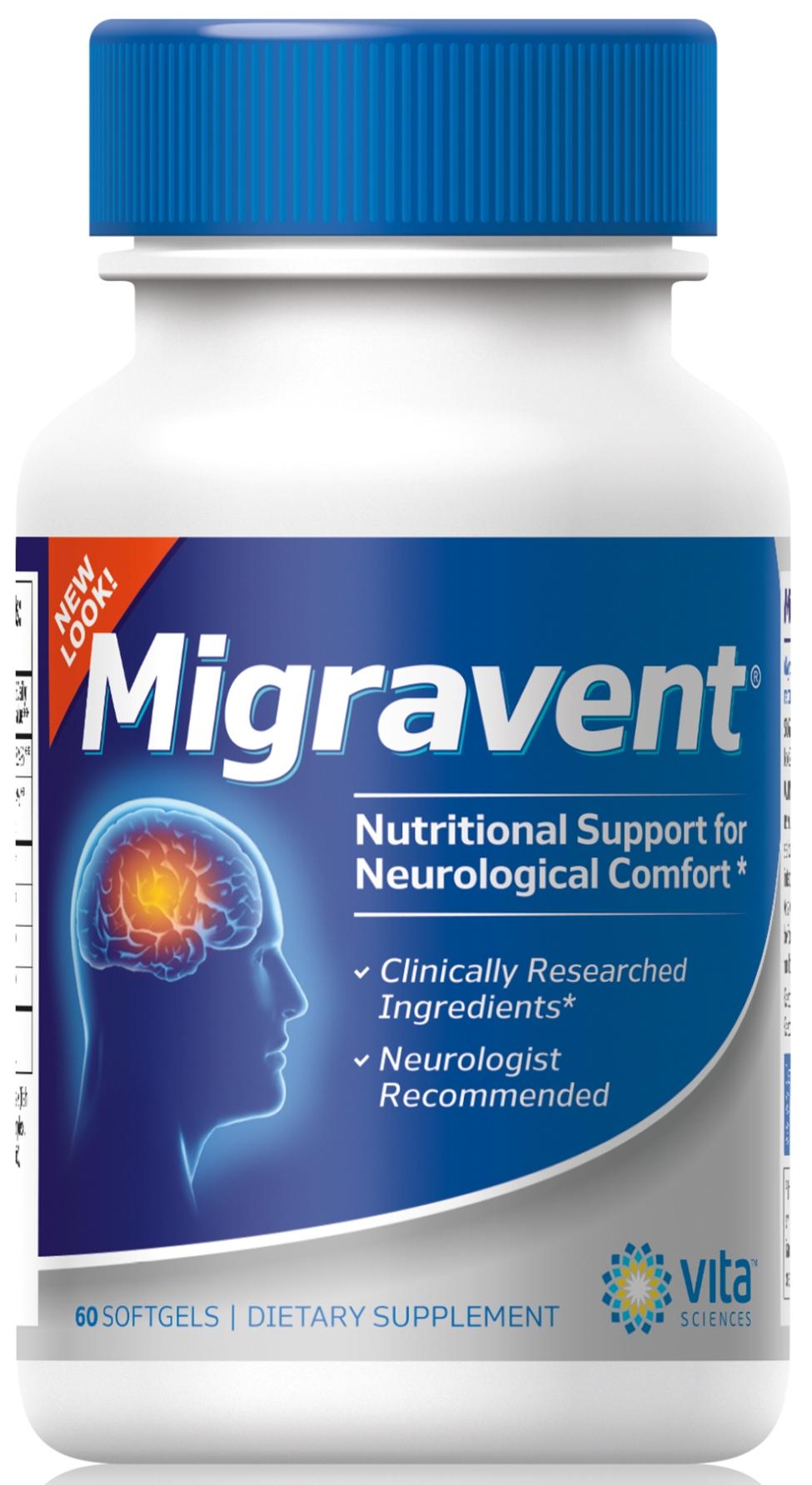 Migravent Bottle
