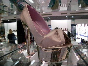 Are High Heeled Shoes to Blame for your Migraine Headaches?