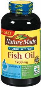 5 effective natural supplements for depression migravent for Fish oil headache